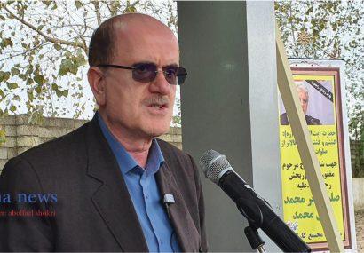 مهرداد لاهوتی: وزیر کشور شخصا به گیلان بیاید