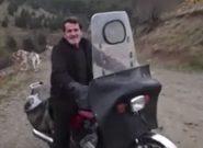 رجب عبداللهی مقدم ماسوله/ مردی که حیوانات را دوست دارد