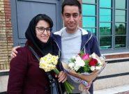 مهدی حاجتی عضو شورای اسلامی شهر شیراز از زندان آزاد شد