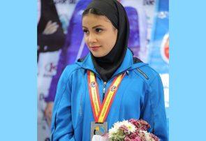 سارا بهمنیار به لیگ جهانی کاراته اعزام شد