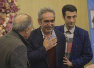 تصویر روز:  پاسداشت رضا فرحمند در رشت