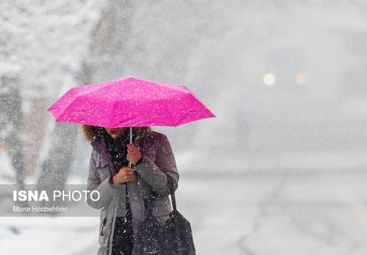 آلبوم عکس: زمستان است