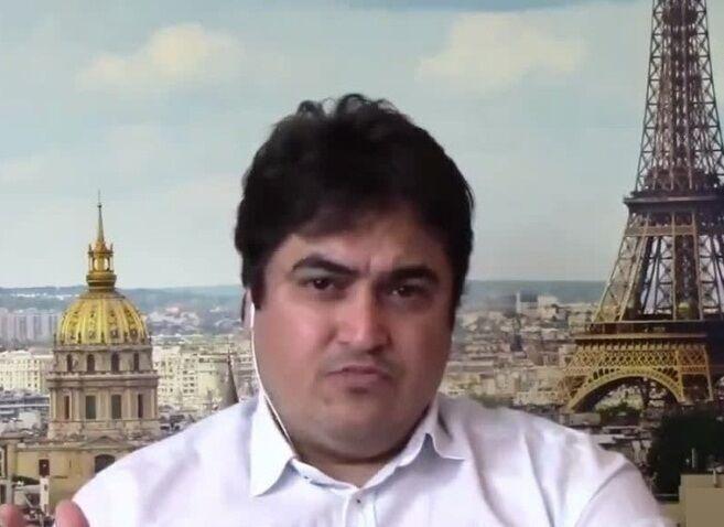 فیلم| اولین جلسهی دادگاه روحالله زم