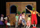 هنر اجرا و تابآوری کودکان