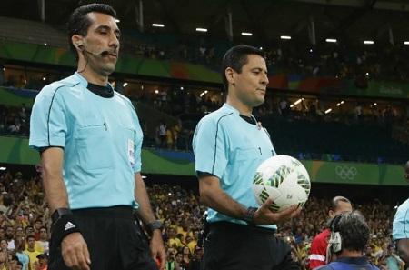 داوران بی المللی فوتبال ایران