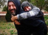 مادر  علی انصاریان: علی را دعا کنید