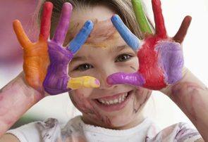 نقش هنر در مهارتهای زندگی کودکان