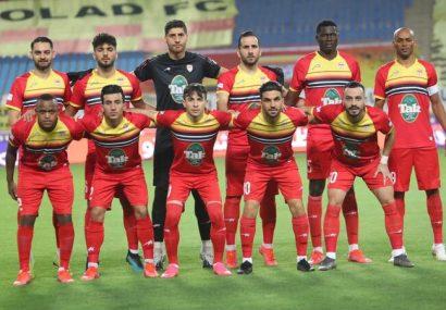 فولاد خوزستان قهرمان جام حذفی شد