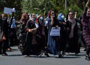 فیلم | تظاهرات علیه طالبان در کابل ادامه دارد