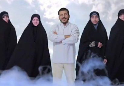 فیلم: مردی که با ۴ همسرش زیر یک سقف زندگی می کند