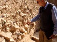 دروازهیی که کوروش کبیر ساخت، در فارس  سر از خاک بیرون آورد