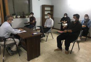 کلاس خبرنویسی در لاهیجان