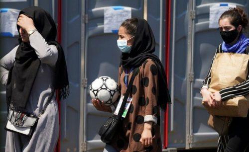 تیم ملی فوتبال زنان افغانستان به پاکستان فرار کرد