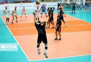 دو والیبالیست گیلانی بههمراه تیم ملی عازم ژاپن میشوند